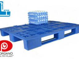 Поддон пластиковый 1200х900х160 мм с открытой пяткой