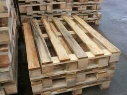 Деревянные поддоны 1200х800 по высокой цене
