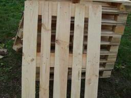 Поддоны деревянные 1200*800 ГОСТ ГОСТ 9557-87