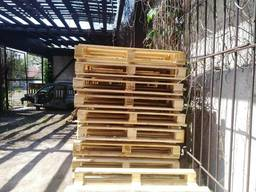 Поддоны деревянные 800*1200