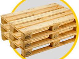Деревянные поддоны б/у, паллеты, деревянные ящики Киев