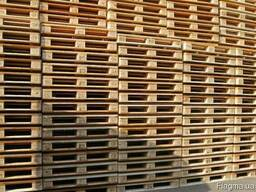 Поддоны деревянные паллета