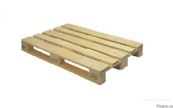 Поддоны деревянные, пластиковые, бывшие в упортеблении