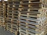Поддоны, европоддон, паллеты новые и б/у, деревянный поддон - фото 1
