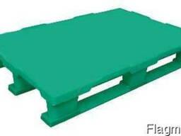 Поддоны полимерные, поддоны пластиковые 1200х800 - фото 2