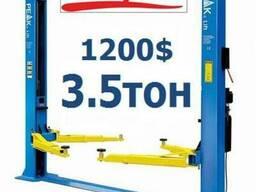 Подъемник двухстоечный электрогидравлический сто PEAK 208