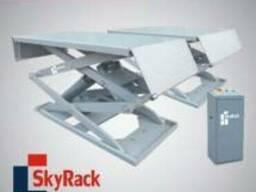 Подъемник гидравлический автомобильный SkyRack SR-3030