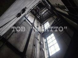 Подъемник грузовой, строительный, мачтовый, шахтный - фото 5