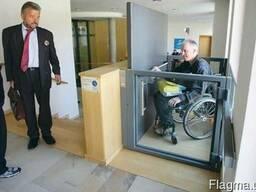 Подъемник для инвалидов (вертикальный)