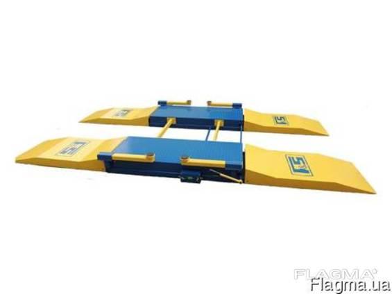 Подъемник ножничный пневматический ПП-350