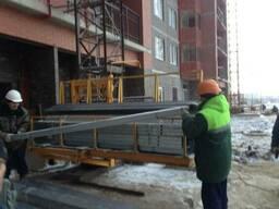 Электрический консольный строительный подъемник для грузов