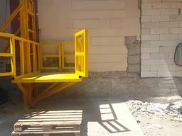Подъемник строительный мачтовый цельносварной (Украина) - фото 6