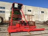 Подъемник строительный ПС 2000 с радиоуправлением - фото 1