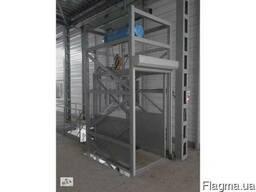 Монтаж складских подъемников под ключ