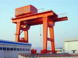 Подъемно-опускающее устройство гидротехнического затвора - фото 2
