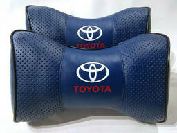 Подголовник (подушка) Toyota BLUE