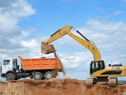 Подготовка строительных площадок. Планировка. Вывоз мусора