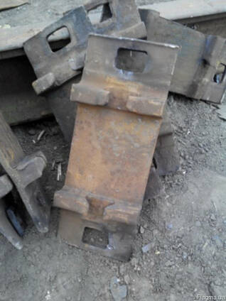 Подкладка КБ-65 б/у