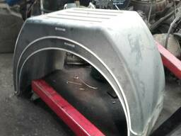 Подкрылки задних колес на грузовик ISUZU