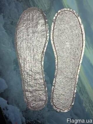 Устілки аэрогельні зимові.