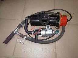 Подогреватель двигателя МТЗ с электронасосом