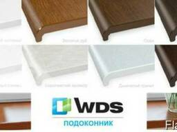 Подоконник пластиковый (ПВХ) WDS