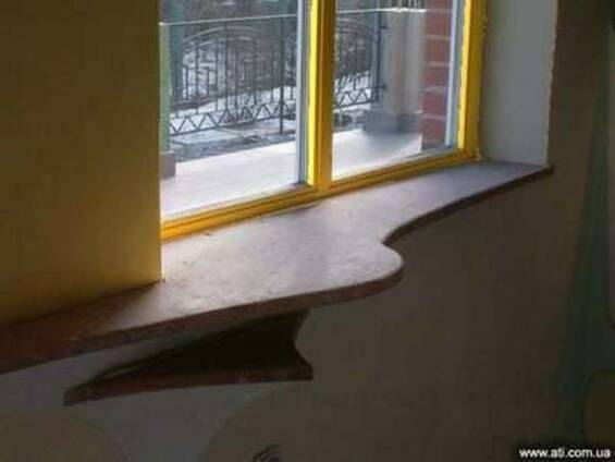 Подоконники из мрамора и гранита плитка мрамор гранит