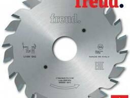 Подрезные двухкорпусные составные пилы Freud Li16M 120х20 22