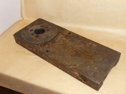 Подрезные салазки 16К20 (плита суппорта)