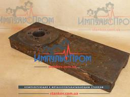 Подрезные салазки 16К20 (плита суппорта) - photo 2