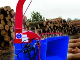 Подрібнювач деревини PL120