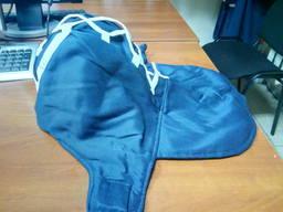 Подшлемник утепленный ткань грета синяя