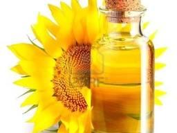 Подсолнечное рафинированное масло наливом