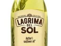 Подсолнечное рафинированное масло с натуральными экстрактами