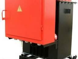 Подстанции электротермообработки бетона и мерзлого грунта