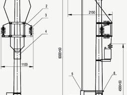 Подстанции трансформаторные комплектные КТПО 4…10/0, 23