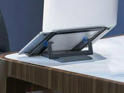 Подставка для ноутбука HOCO PH37 Excellent aluminum alloy folding laptop stand. ..