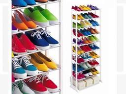 Подставка для обуви напольная, Органайзер полка для обуви