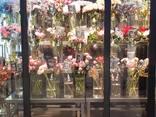 Подставки для цветов из нержавейки для цветочных магазинов - фото 1
