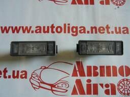 Подсветка заднего номерного знака Sprinter W906 06-13