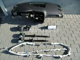 Подушка безопасности ремень торпедо AUDI A4 B8 2008-2012