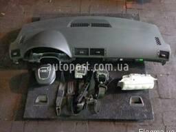 Подушка безопасности торпедо ремень AUDI A4 B7 2004