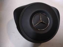 Подушка безопасности в руль Mercedes Benz W222, W213 AMG.