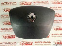 Подушка безопасности в руль Renault Megane III 08-15