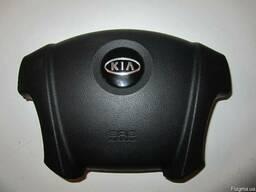 Подушка безопасности водителя airbag Kia Sportage б\у