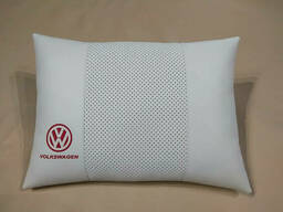Подушка декоративная Volkswagen White