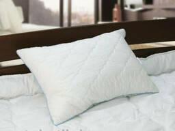 Подушка Лебяжий пух 50х70 см, белый