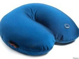 Подушка подголовник с вибромассажем Neck Massage Cushion