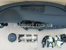 Подушка шторка торпеда ремни AUDI A6 C7 2011-2016 год