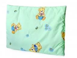 Подушка силиконовая для младенцев 40*60
